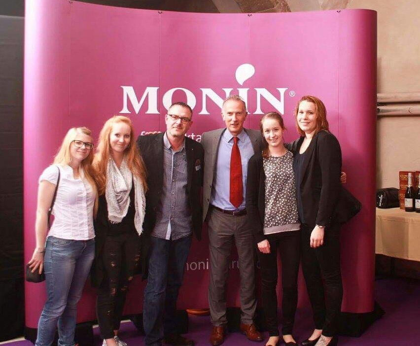 Monin Cocktail Cup 2016